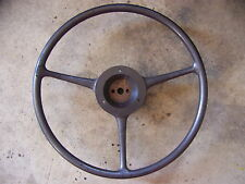 1946 47 48 PLYMOUTH P15 STEERING WHEEL OEM