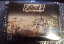 Fallout 3 - Collector's Edition (PS3) *BRAND NEW & SEALED*