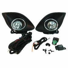 FOR MAZDA 2 M2 2010 2011 2012 2013 2014 Fog Lamp Spot Light Kit Complete Set