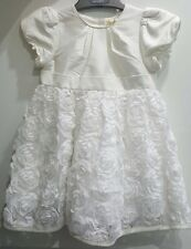 BNWTS Mothercare White Dress Christening Bridesmaid Party 18-24 Months £30