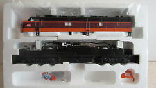 PROTO 2000 ~ MILWAUKEE ROAD  E7A POWERED LOCOMOTIVE # 18-B W/SOUND & DCC~HO