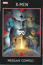 **X-MEN: MESSIAH COMPLEX TPB GRAPHIC NOVEL**(2008, MARVEL)**1ST PRINT**VF**