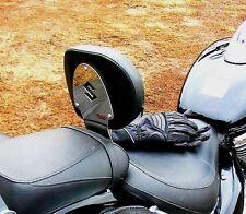 Suzuki M 800 intruso M800 (2010+) Controlador Rider Respaldo De Acero Inoxidable
