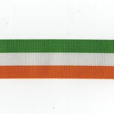Medal Ribbon.British Kings South Africa Full Size. Sold in 6 Inch Length