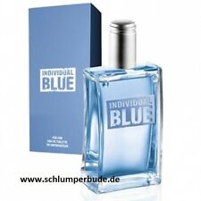 Avon INDIVIDUAL BLUE Eau de Toilette Spray 100ml (15,99/100ml) Neu/Ovp