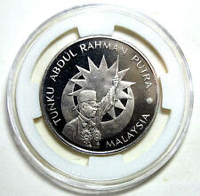 Rm1 Malaysia 25th Anniv of Indepen.(proof coin)