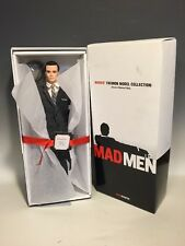 2010 DON DRAPER: MAD MEN TV Celebrity GOLD LABEL SILKSTONE Barbie R4536~NRFB