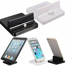 Sync Dock Charger Seat Stand Cradle Desk Station for iPhone 7 7+ 6S/+ 5s/c Mini