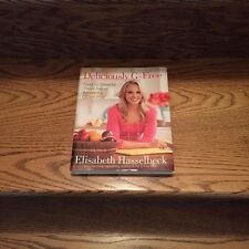 Deliciously G-Free Gluten-Free by Elisabeth Hasselbeck Cookbook Hardcover