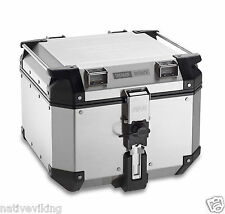 Givi TREKKER OUTBACK top box 42L topbox TOP CASE aluminium OBK42A + SR5108 RACK