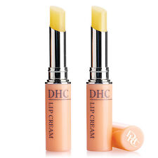 DHC Lip Cream Duo 0.05 oz each, includes 4 free samples