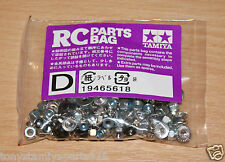 Tamiya 56314 Knight Hauler, 9465618/19465618 Screw Bag D, NIP