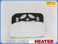 Wing Mirror Glass HONDA CIVIC 2001-2005 Wide Angle HEATED Left Side #JH001