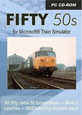 Fifty 50s addon pack for Microsoft Train Simulator *NEW LOW PRICE*