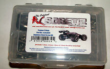 TRAXXAS E-REVO  RC SCREWZ SCREW SET STAINLESS STEEL TRA034