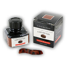 J. Herbin La Perle des Encres Fountain Pen Ink Bottled 30 ml - Cafe Des Iles