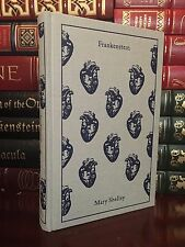 Frankenstein by Mary Shelley Brand New Deluxe Cloth Bound Collectible Hardback