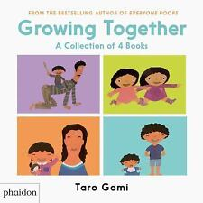 Growing Together: 4 Stories to Share by Gomi, Taro