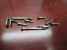 RM 250 SUZUKI * 1993 RM 250 1993 INNER CLUTCH COVER MOUNTING BOLTS
