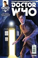 DOCTOR WHO: THE TENTH DOCTOR 3 A 1st print TITAN COMIC BBC TV 2014 NM NEW UNREAD