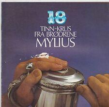 #MISC-1084 -  MYLIUS SILVER vintage catalog ( german )
