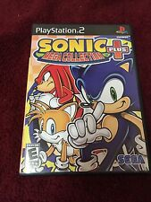 Sonic Mega Collection Plus (Sony PlayStation 2, 2004)