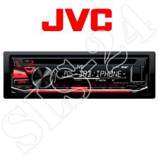 JVC KD-DB67 Autoradio DAB+ CD AUX USB iPod iPhone Ready digital Radio KFZ Tuner