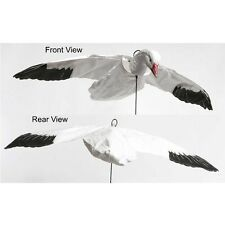DEADLY DECOYS SNOW GOOSE FLYER FLAPPER DECOY DEA-149