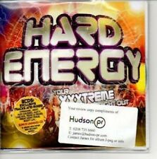 (AH481) Hard Energy, Various Artists - 3 DJ CD Set