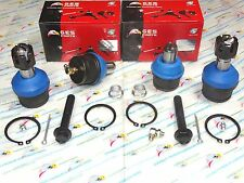 1987-1996 Ford F150 4PCS New Front Upper & Lower Ball Joints 2WD K8431 K8432