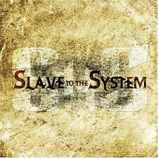 SLAVE TO THE SYSTEM - SLAVE TO THE SYSTEM  CD NEU