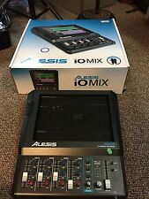 ioMix ALESIS Channel Mixer/Audio Interface for IPAD