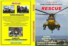 Yy 5 Rescues by Sea king Helicopter, WHITBY - DVD filmed on location