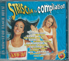 Gabry Ponte. Geordie. Striscia la compilation 2003/4 CD NUOVO Neja. Hot Stuff
