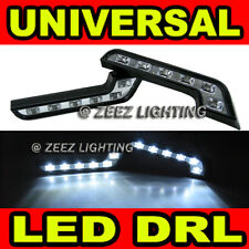 M.Benz Style LED Daytime Running Light DRL Fog Lamp Day Lights Daylight Kit C16