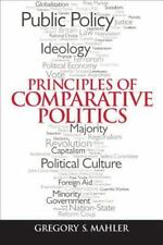 Principles of Comparative Politics by Gregory Mahler (2012, Paperback, Revised)