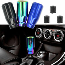 1x Colorful Car Gear Shift Head Lever Shift Lever Knob Manual Trans Handle Knobs