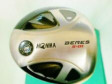 2star 2011model HONMA BERES S-01 10deg R-FLEX DRIVER 1W Golf Clubs