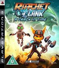 Ratchet & Clank a Crack in Time ~ PS3 (in Great Condition)