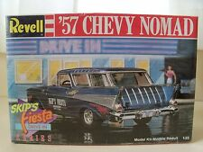 REVELL - SKIP'S DRIVE-IN - (1957) '57 CHEVY NOMAD WAGON - MODEL KIT (SEALED)