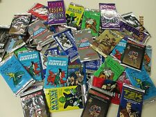 70 Unopened Packs Lot Comic Fantasy Sci-fi Suggested Mature 70 lot Trading Card