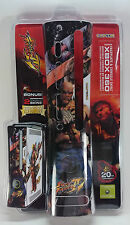 XBOX 360 STREET FIGHTER IV FACEPLATE & 2 CONSOLE SKINZ