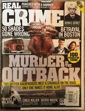 Real Crime Murder In The Outback Betrayal In Boston Number 3 FREE SHIPPING!
