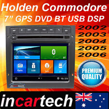 "7"" Car GPS DVD Double Din Facia Radio stereo headunit for Holden Commodore VY VZ"