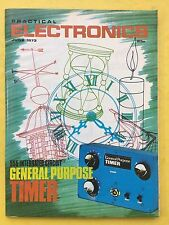 PRACTICAL ELECTRONICS - Magazine - June 1973 - General Purpose Timer - Project