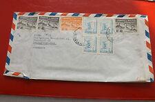 *Brief Beleg - Boliviennach Deutschland - Salzgitter 50-er Jahre (74)
