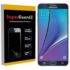 4X SuperGuardZ Anti-glare Matte Screen Protector Film for Samsung Galaxy Note 5