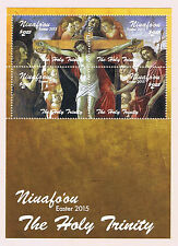 Niuafo'ou - 2015 Easter Postage Stamp Souvenir Sheet Issue