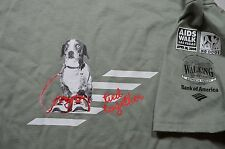 Big Dogs Las Vegas Pair Of Shoes Tied Together Tee T Shirt Large L