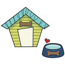 "Imaginisce Good Dog ""Dog House"" Clear Stamp!"